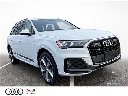 2021 Audi Q7 55 Progressiv (Stk: 21062) in Windsor - Image 1 of 30