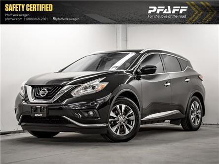 2017 Nissan Murano SL (Stk: V5632A) in Newmarket - Image 1 of 22