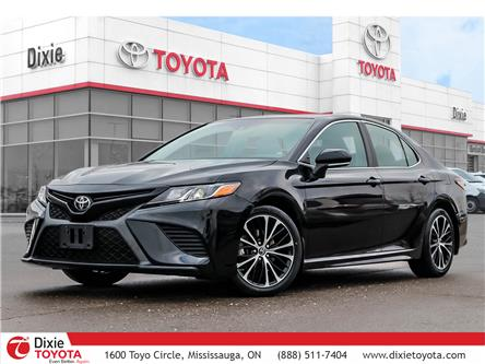2018 Toyota Camry SE (Stk: D210473A) in Mississauga - Image 1 of 28