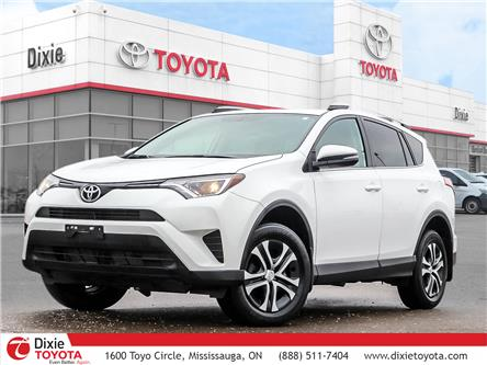 2016 Toyota RAV4 LE (Stk: D210516A) in Mississauga - Image 1 of 28