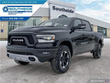 2021 RAM 1500 Rebel (Stk: W2126) in Red Deer - Image 1 of 25