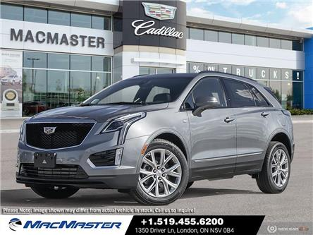 2021 Cadillac XT5 Sport (Stk: 210039) in London - Image 1 of 23