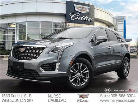 2021 Cadillac XT5 Premium Luxury (Stk: 21K094) in Whitby - Image 1 of 26