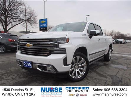 2019 Chevrolet Silverado 1500 High Country (Stk: 10X463) in Whitby - Image 1 of 29
