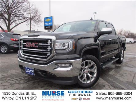 2018 GMC Sierra 1500 SLT (Stk: 10X464) in Whitby - Image 1 of 27