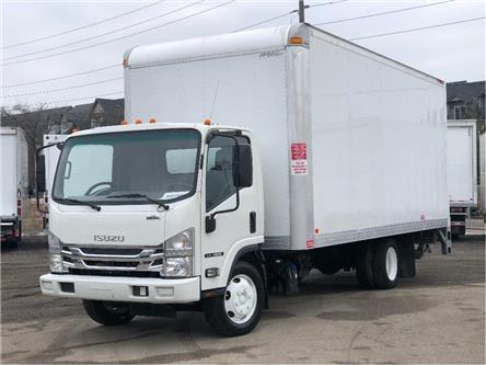 2017 Isuzu NRR Used 2017 Isuzu NRR 20' Body Tailgate Loader (Stk: ST302758T) in Toronto - Image 1 of 15