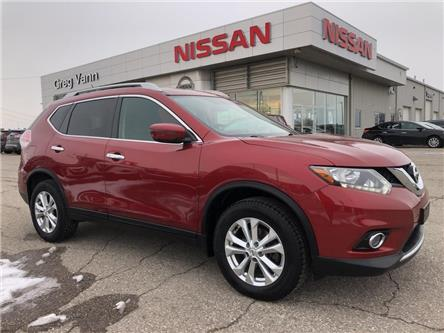 2016 Nissan Rogue SV (Stk: W0467A) in Cambridge - Image 1 of 30