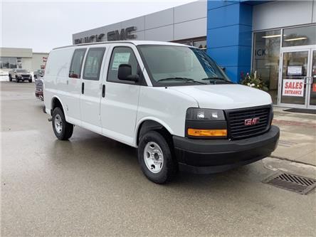 2021 GMC Savana 2500 Work Van (Stk: 21-483) in Listowel - Image 1 of 14