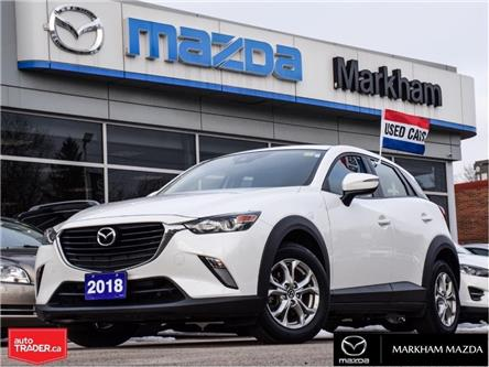 2018 Mazda CX-3 GS (Stk: P2045) in Markham - Image 1 of 26