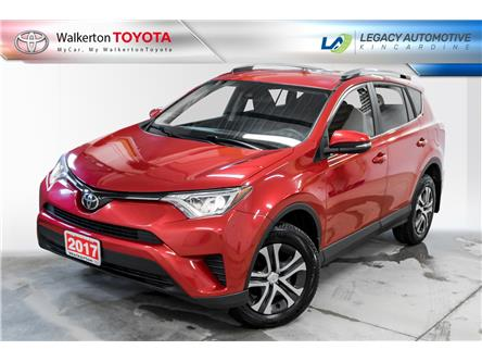 2017 Toyota RAV4 LE (Stk: PM007) in Walkerton - Image 1 of 18