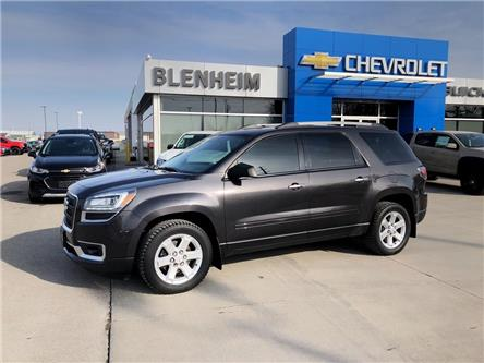 2014 GMC Acadia SLE2 (Stk: DL295A) in Blenheim - Image 1 of 17