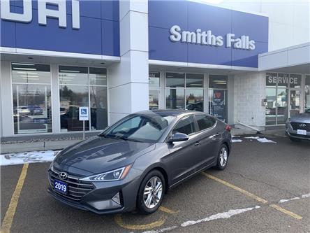 2019 Hyundai Elantra Preferred (Stk: 101561) in Smiths Falls - Image 1 of 7