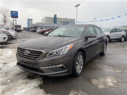 2016 Hyundai Sonata  (Stk: L467A) in Thunder Bay - Image 1 of 21