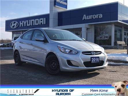 2016 Hyundai Accent  (Stk: 223771) in Aurora - Image 1 of 21