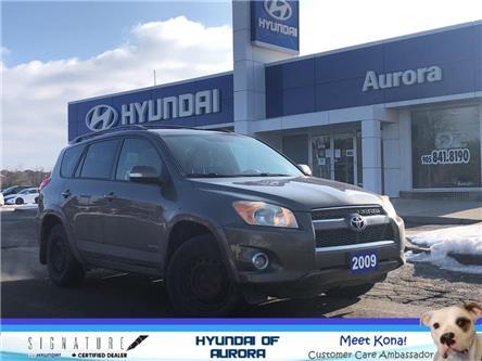 2009 Toyota RAV4  (Stk: 224131) in Aurora - Image 1 of 17