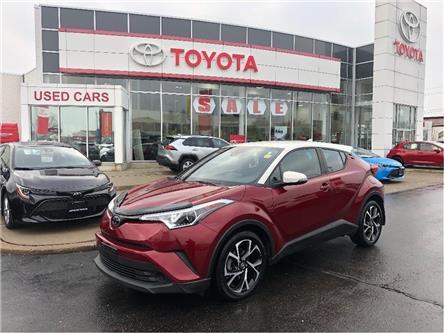 2018 Toyota C-HR XLE (Stk: U3572) in Niagara Falls - Image 1 of 21