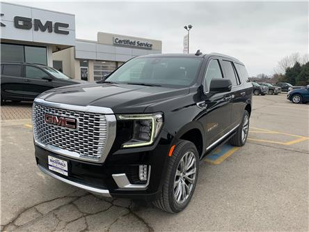 2021 GMC Yukon Denali (Stk: 47561) in Strathroy - Image 1 of 12