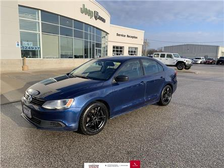 2011 Volkswagen Jetta  (Stk: U04690) in Chatham - Image 1 of 17