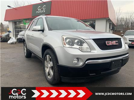 2011 GMC Acadia SLT (Stk: ) in Cobourg - Image 1 of 17