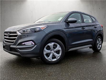 2018 Hyundai Tucson Base 2.0L (Stk: HB6-9056A) in Chilliwack - Image 1 of 15