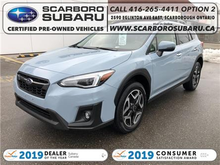 2020 Subaru Crosstrek Limited (Stk: LH224801) in Scarborough - Image 1 of 18