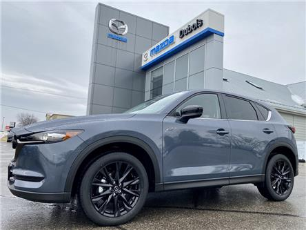 2021 Mazda CX-5 Kuro Edition (Stk: T2127) in Woodstock - Image 1 of 20