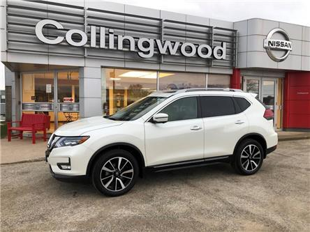 2017 Nissan Rogue SL Platinum (Stk: P4777A) in Collingwood - Image 1 of 25