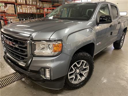 2021 GMC Canyon AT4 w/Leather (Stk: M1184011) in Cranbrook - Image 1 of 22