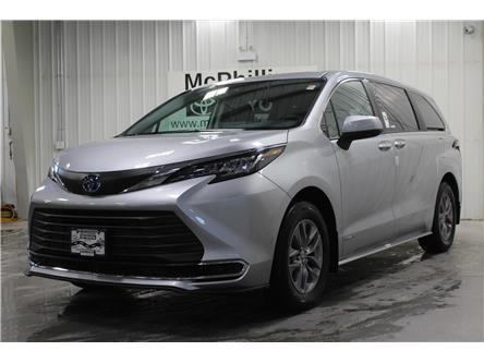 2021 Toyota Sienna XLE 8-Passenger (Stk: S011191) in Winnipeg - Image 1 of 22