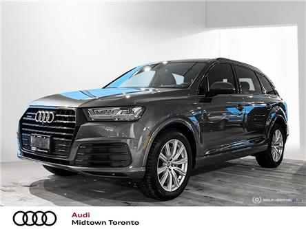 2019 Audi Q7 55 Technik (Stk: P8698) in Toronto - Image 1 of 24