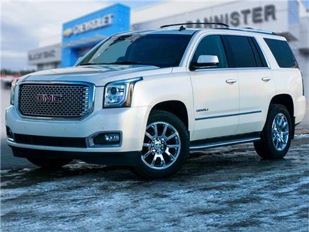 2015 GMC Yukon Denali (Stk: 21-040A) in Edson - Image 1 of 17