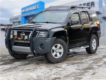 2013 Nissan Xterra S (Stk: 20-082A) in Edson - Image 1 of 16