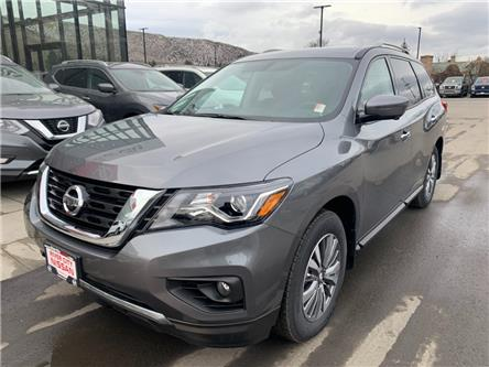 2020 Nissan Pathfinder SL Premium (Stk: T20346) in Kamloops - Image 1 of 25
