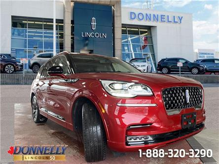 2020 Lincoln Aviator Grand Touring (Stk: DT1468DT) in Ottawa - Image 1 of 27
