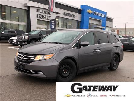 2015 Honda Odyssey EX / POWER DOORS / QUAD SEATING / (Stk: 503001) in BRAMPTON - Image 1 of 12