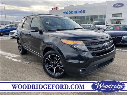 2015 Ford Explorer Sport (Stk: M-342A) in Calgary - Image 1 of 21