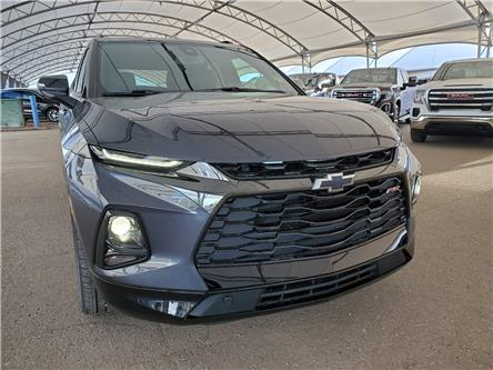 2021 Chevrolet Blazer RS (Stk: 188739) in AIRDRIE - Image 1 of 35