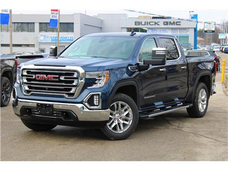 2021 GMC Sierra 1500 SLT (Stk: 3187396) in Toronto - Image 1 of 42