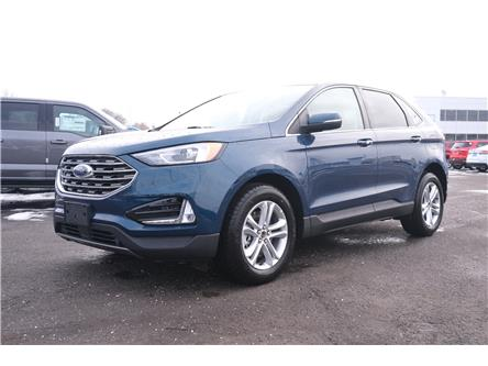 2020 Ford Edge SEL (Stk: 2009950) in Ottawa - Image 1 of 20