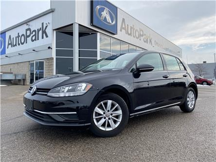 2019 Volkswagen Golf 1.4 TSI Comfortline (Stk: 19-25993RJB) in Barrie - Image 1 of 21