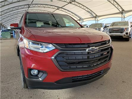 2021 Chevrolet Traverse RS (Stk: 188285) in AIRDRIE - Image 1 of 35
