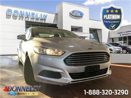 2016 Ford Fusion SE (Stk: PLDT508A) in Ottawa - Image 1 of 26