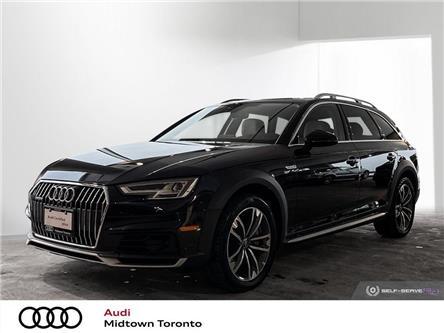 2018 Audi A4 allroad 2.0T Technik (Stk: P8675) in Toronto - Image 1 of 25