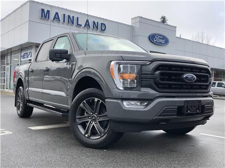 2021 Ford F-150 XLT (Stk: 21F11235) in Vancouver - Image 1 of 30
