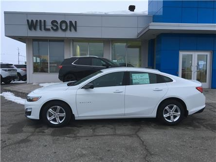 2021 Chevrolet Malibu LS (Stk: 21154) in Temiskaming Shores - Image 1 of 10