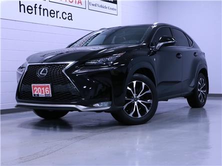 2016 Lexus NX 200t Base (Stk: 207392) in Kitchener - Image 1 of 24