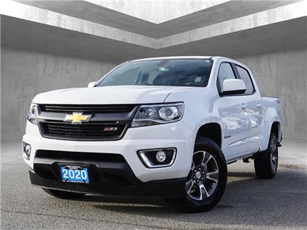 2020 Chevrolet Colorado Z71 (Stk: 9641A) in Penticton - Image 1 of 19
