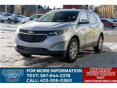 2018 Chevrolet Equinox 1LT (Stk: B84063) in Okotoks - Image 1 of 24