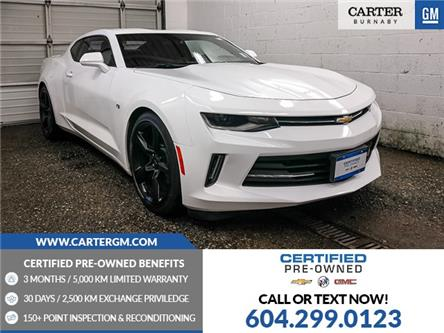 2018 Chevrolet Camaro 1LT (Stk: K1-87031) in Burnaby - Image 1 of 22