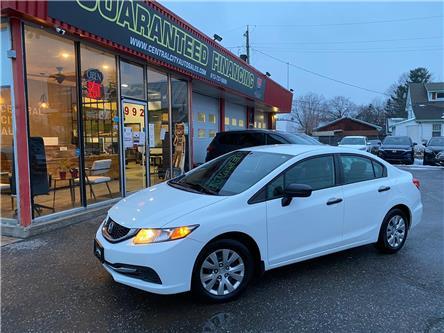 2014 Honda Civic DX (Stk: ) in Ottawa - Image 1 of 7